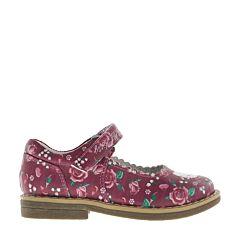 Туфли детские Hello Kitty 6026C для девочек (фуксия)