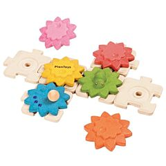Развивающая игрушка PlanToys Шестерёнки Стандарт