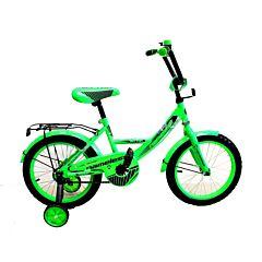 """Детский велосипед Nameless Vector 20"""" (зеленый)"""