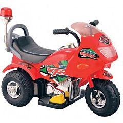 Электромотоцикл Bambini (красный)