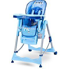 Стульчик для кормления Caretero Magnus (голубой)