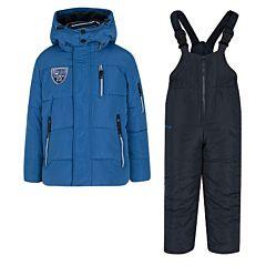 Куртка с полукомбинезоном зимние Fun Time BKF1721M