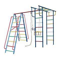 Детский спортивный комплекс Вертикаль А1+П