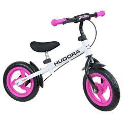 Беговел Hudora Running Bike Ratzfratz (розовый)
