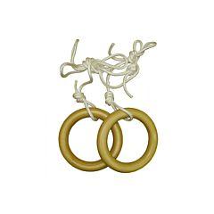Деревянные гимнастические кольца Ранний старт