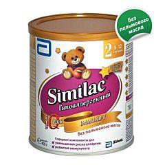 Сухая молочная смесь Similac Гипоаллергенная 2 (6-12 мес.) 400 г