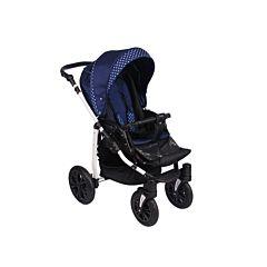Коляска прогулочная Lonex Sport (темно-синяя)