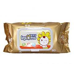 Влажные салфетки для детей Insoftb 80 шт.
