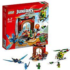 Конструктор Lego Juniors 10725 Затерянный храм