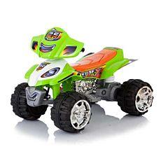 Электромобиль Jetem X-sport (зеленый)