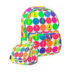 Рюкзак для самоката Micro Maxi с сумочкой (разноцветный)