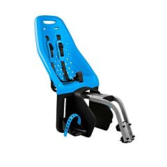 Велокресло на подседельную трубу Yepp Maxi до 22 кг (голубой)