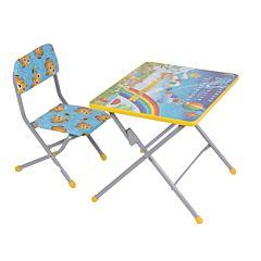 Комплект детской мебели Фея Досуг 101 (Алфавит и цифры)