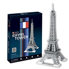 Игрушка CubicFun Эйфелева башня 2 (Франция)