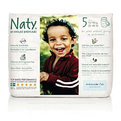 Подгузники-трусики Naty 5 (12-18 кг) 20 шт