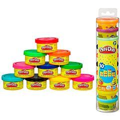 Набор пластилина Play-Doh для праздника (тубус)