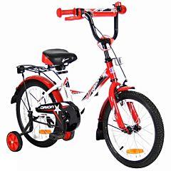 """Детский велосипед Velolider Orion 16"""" Белый/Красный"""