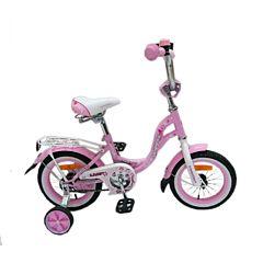 """Детский велосипед Nameless Lady 20"""" (розовый)"""