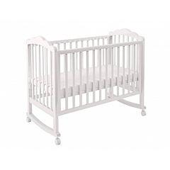 Кроватка детская Polini Classic 621 (белая)