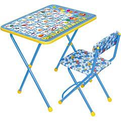 Комплект детской мебели Ника Детям Азбука