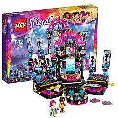 Конструктор Lego Friends 41105 Подружки Звезда на сцене