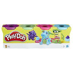 Набор пластилина Play-Doh из 4-х баночек №3