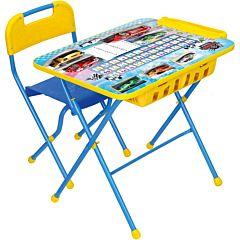 Комплект детской мебели Ника Детям Большие гонки КПУ2П
