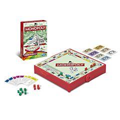 Настольная игра Hasbro Games Монополия - Дорожная версия