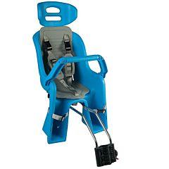 Велокресло на подседельную трубу Sunnywheel до 22 кг (синее)