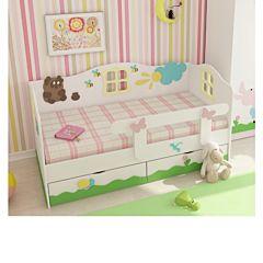 Кровать детская Дубок (Винни-Пух 1)