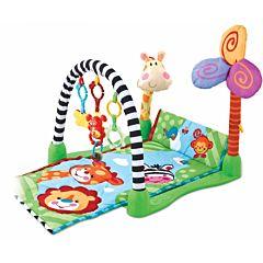 Развивающий коврик Fitch Baby Kick & Crawl Gym (зеленый)