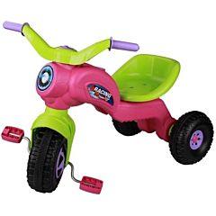 Трехколесный велосипед Plast Land Чемпион (розовый)