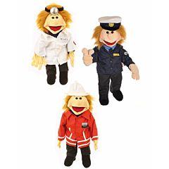 Кукла на руку Living Puppets Рикки Реттер