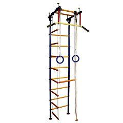 Детский спортивный комплекс Вертикаль Юнга 1.1 (мягкие ступени)