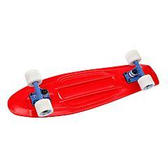Мини-круизер Юнион Plast Board 28'' (red)