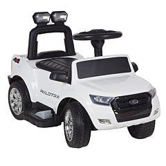 Электроминикар Ford Ranger (белый)
