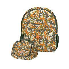 Рюкзак для самоката Micro Maxi с сумочкой (камуфляжный)