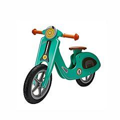Беговел Dushi Зелёный №8