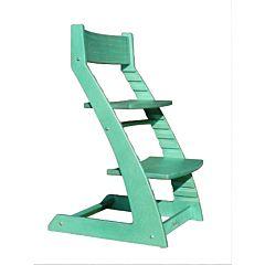 Растущий стул Kotokota с лакокрасочным покрытием (зеленый)
