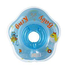 Круг для плавания Detoc Baby-Krug 3D (Голубой)