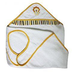 Полотенце-фартук Polini Джунгли (Оранжевый)