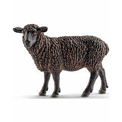 Чёрная овечка Schleich