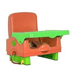 Стульчик для кормления Selby BH-410 (Оранжево-зеленый)