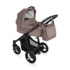 Коляска 2 в 1 Baby Design Lupo Comfort (кофейный)