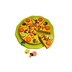Деревянный конструктор Mr.Bigzy Пицца-Мастерица