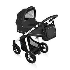 Коляска 2 в 1 Baby Design Lupo Comfort (черный)