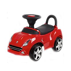 Каталка Ningbo Prince Toys Ferr Ari (красный)