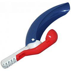 Снежкометатель Hubster ручной (синий)