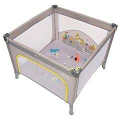 Манеж Baby Design Joy (серый)
