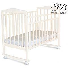 Кроватка детская Sweet Baby Mario (Качалка-колесо) Bianca